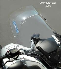 Laminar Lip spoiler, BMW K1200GT 2006-on