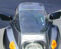 Laminar Lip spoiler, BMW R100RS