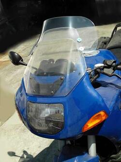 Laminar Lip spoiler, BMW R1100RS
