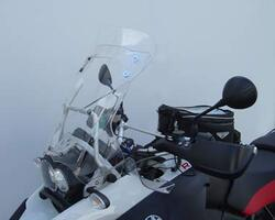 Laminar Lip spoiler, BMW R1200GS Adv. 2006-on