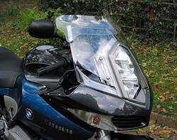 Laminar LIP spoiler, BMW R1200ST 2005-on