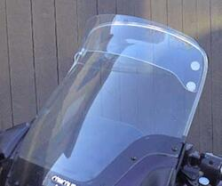 Laminar Lip spoiler, Kawasaki GTR1000 1986-on
