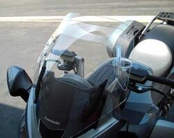 Laminar Lip spoiler, Kawasaki GTR1400 2007-on